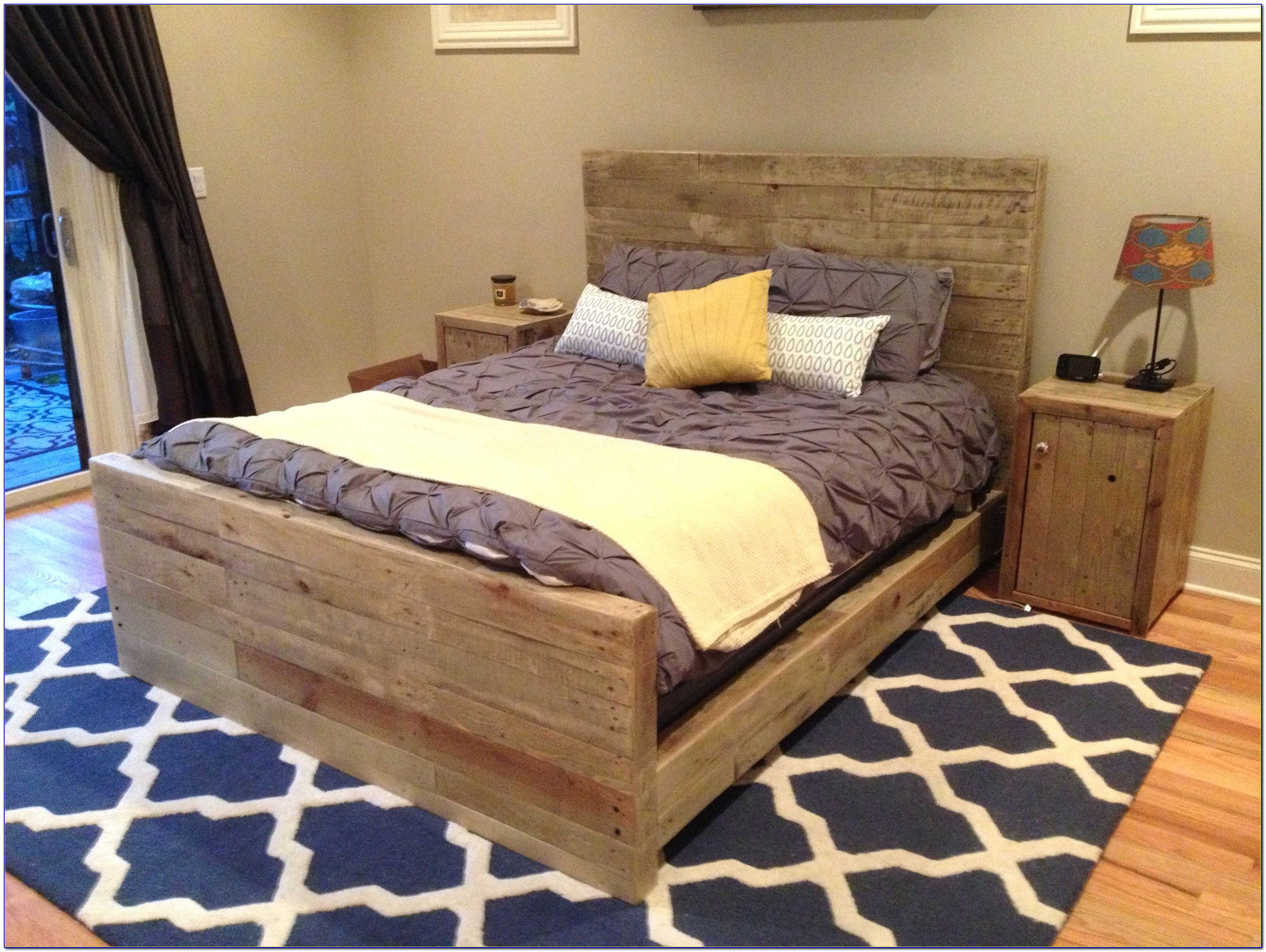 King Size Headboard And Footboard Dimensions