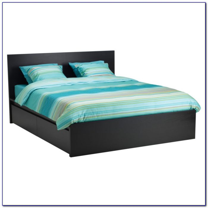 King Size Headboard And Frame Set