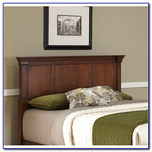 King Size Headboard Cherry Wood