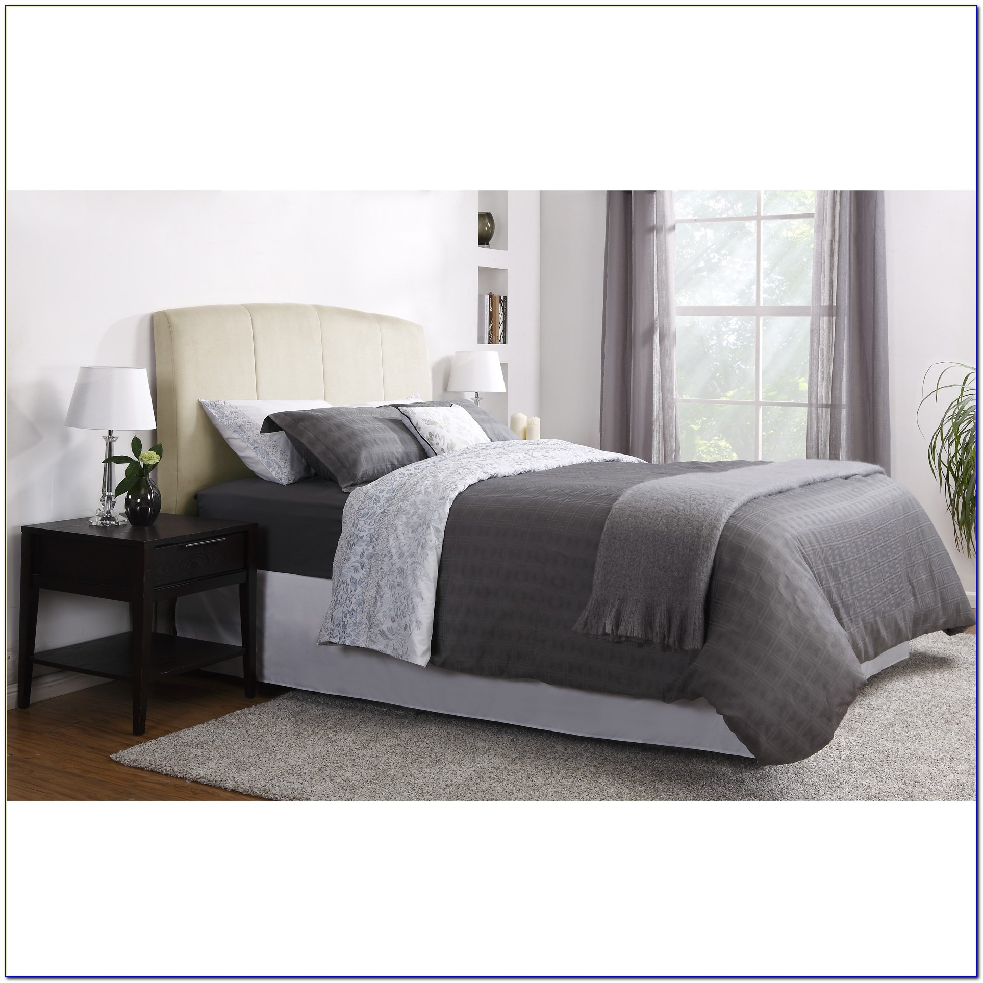 King Size Padded Headboards