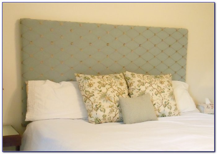 Upholstered King Headboard
