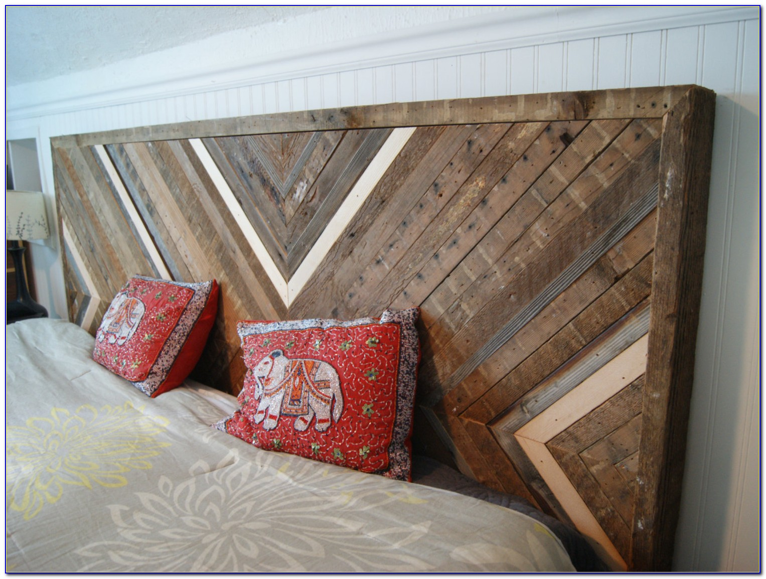 King Size Wooden Headboard Plans