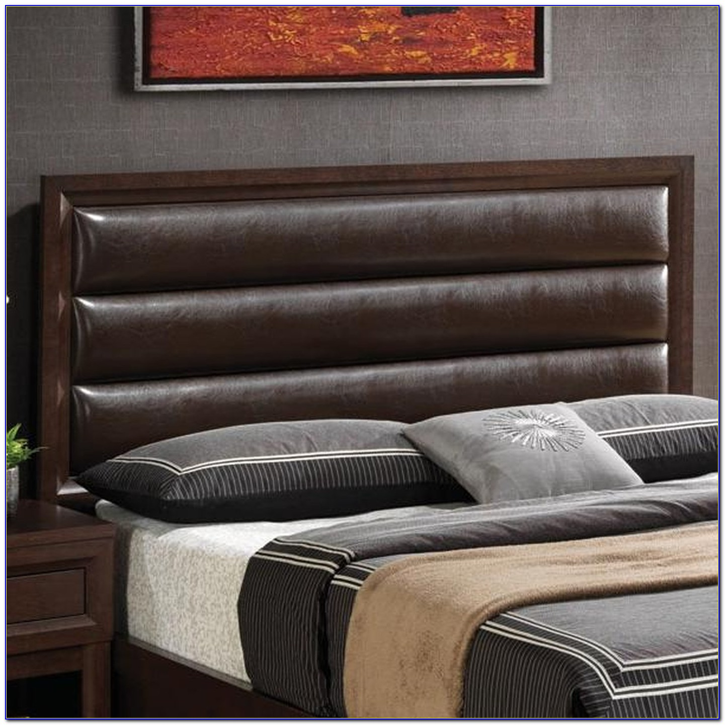 King Size Wooden Headboards Only