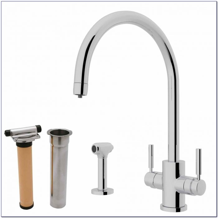 Kitchen Faucets With Built In Water Filtration