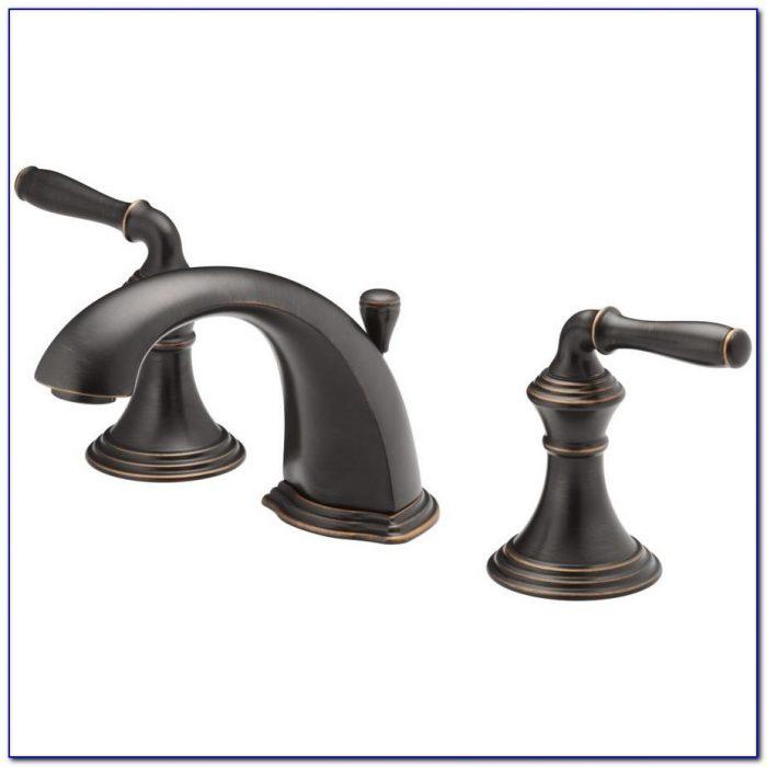 Kohler Bathroom Faucets Oil Rubbed Bronze