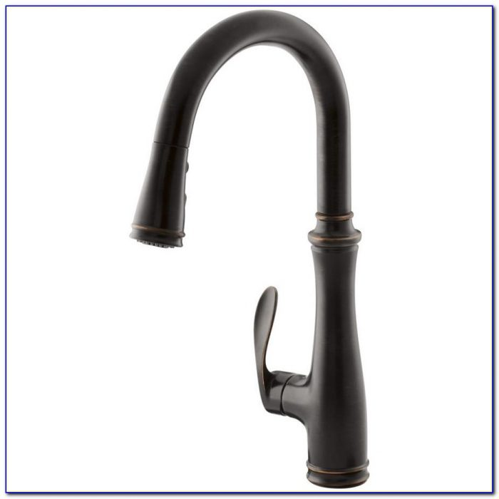Kohler Oil Rubbed Bronze Kitchen Faucet