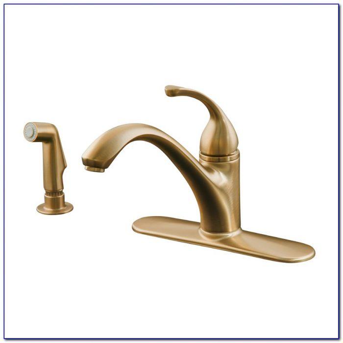 Kohler Oil Rubbed Bronze Kitchen Faucets