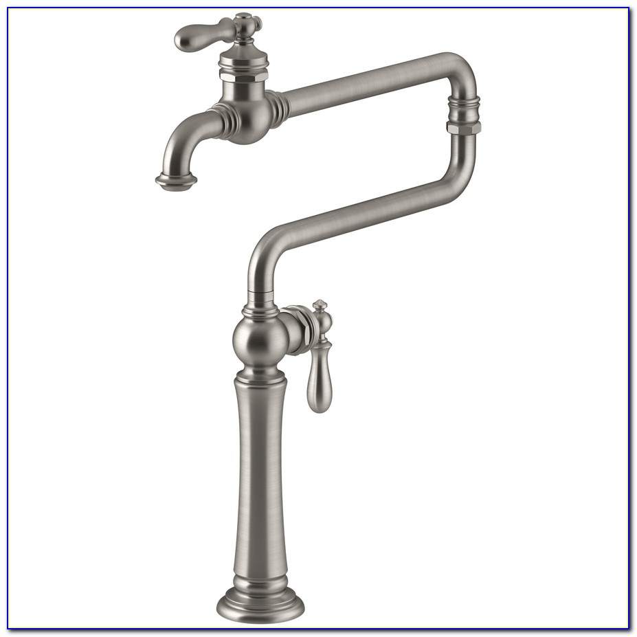 Kohler Pot Filler Kitchen Faucet