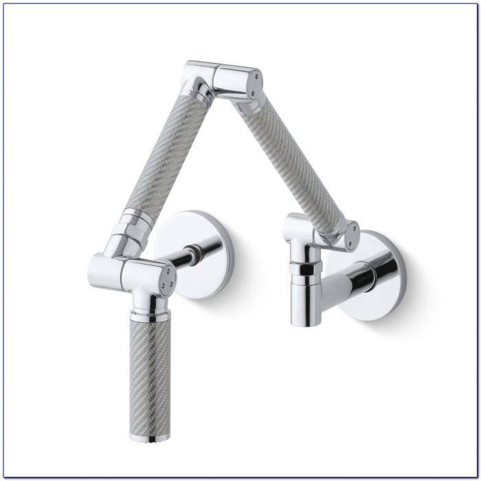 Kohler Purist Wall Mount Kitchen Faucet