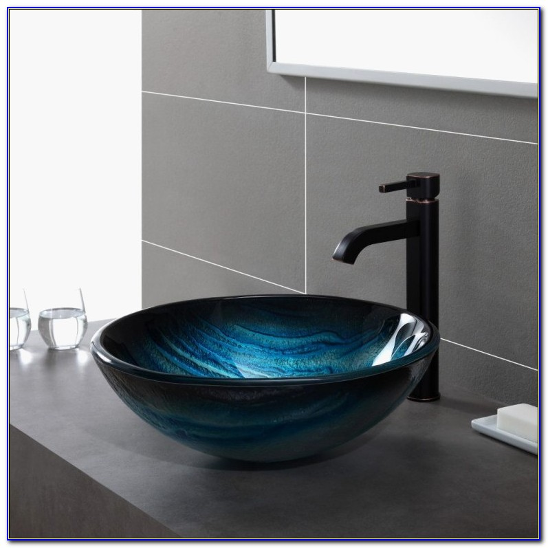 Vessel Sinks With Faucets Best Of Furniture Magnificent Vessel Sink Faucets Waterfall Vessel Sink