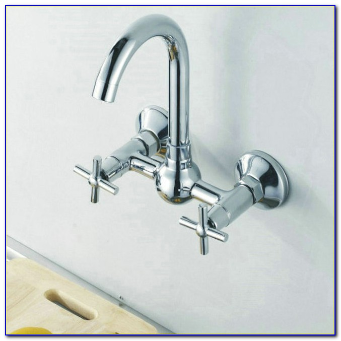 Laundry Faucet Wall Mount
