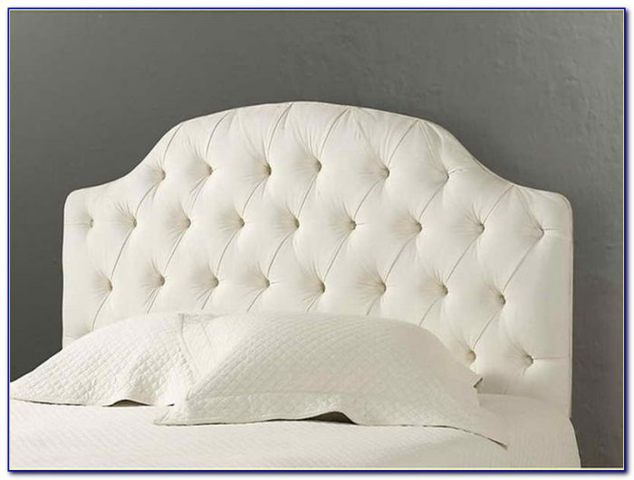 Make A Tufted Headboard