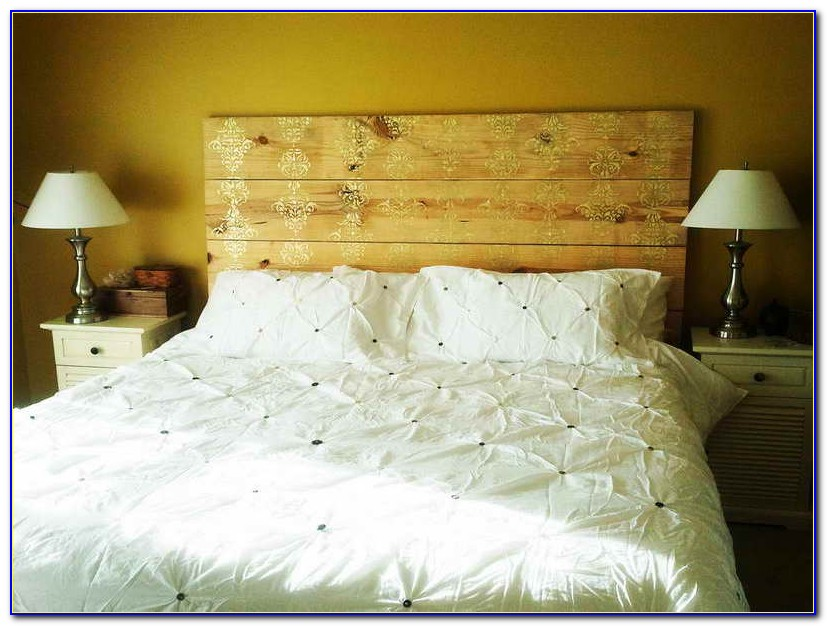 Make An Upholstered Headboard With Buttons