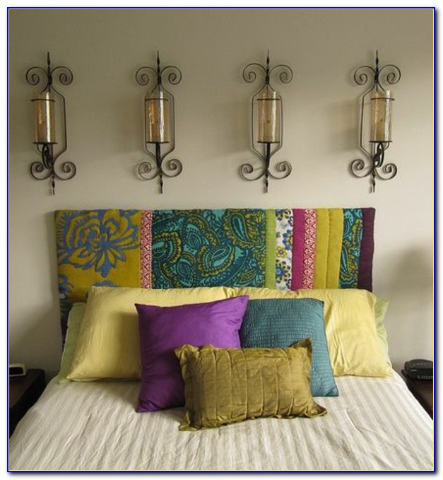 Make Your Own Bed Headboard Fabric
