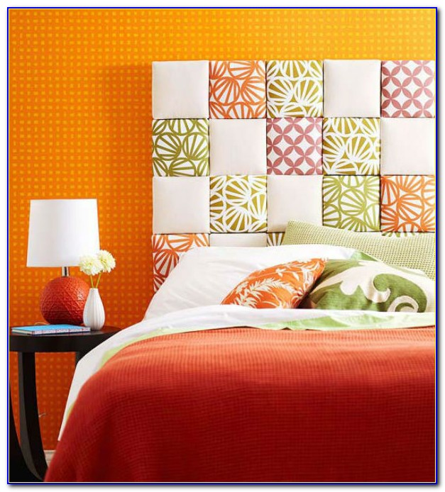 Make Your Own Padded Upholstered Headboard