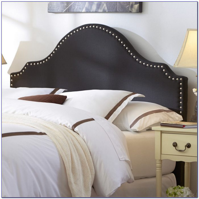 Making An Upholstered Headboard With Nailhead Trim