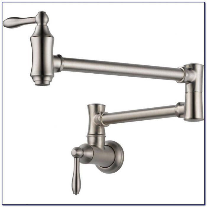 Kohler Pot Filler Faucets Kohler Pot Filler Faucets Delta Traditional Wall Mounted Potfiller In Stainless 1177lf Ss 1000 X 1000