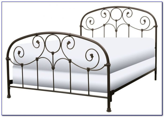 Metal Bed Frame Headboard And Footboard