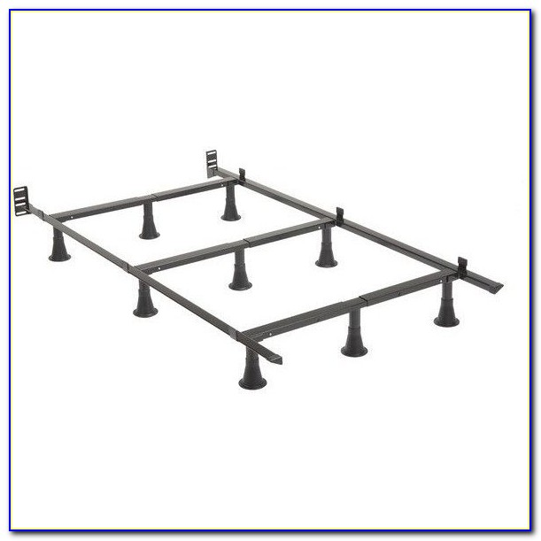 Metal Bed Frame Headboard Footboard Brackets