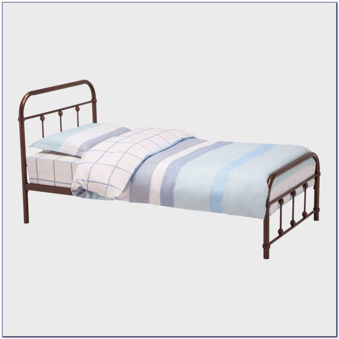 Metal Bed Headboard And Footboard