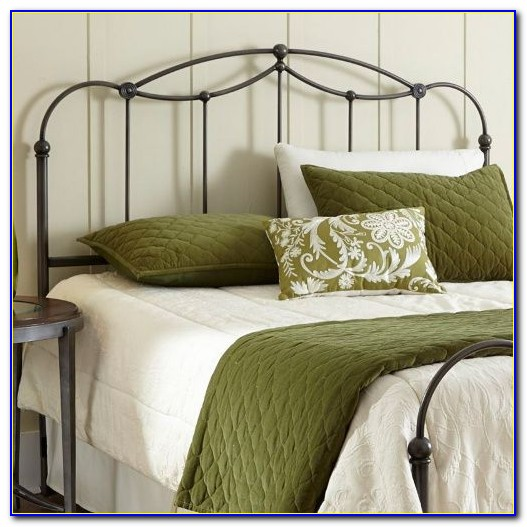 Metal Full Size Bed Headboard