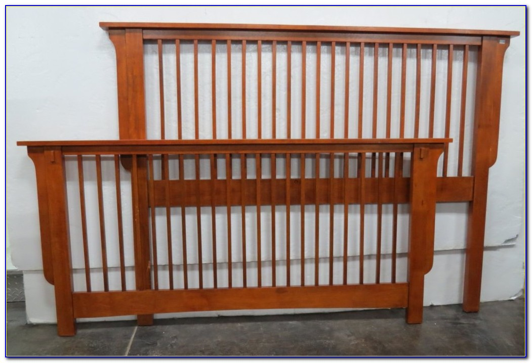 Mission Style Headboard Queen Plans
