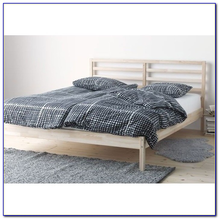Mission Style Solid Wood Twin Size Headboard