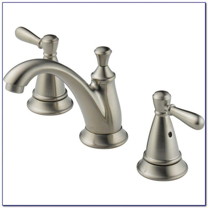 Moen Bathroom Sink Faucets Brushed Nickel