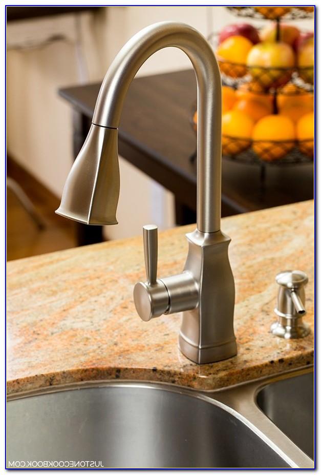 Moen Boutique Pulldown Kitchen Faucet Ca87006srs Faucet