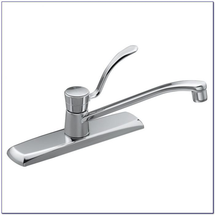 Moen Faucet Single Handle Diagram