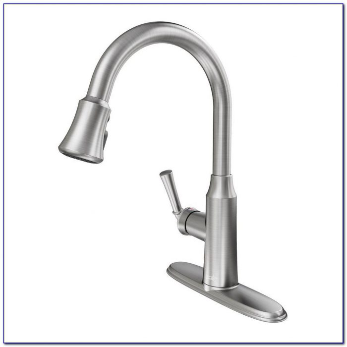Moen Haysfield Motionsense 1 Handle Pull Down Kitchen Faucet