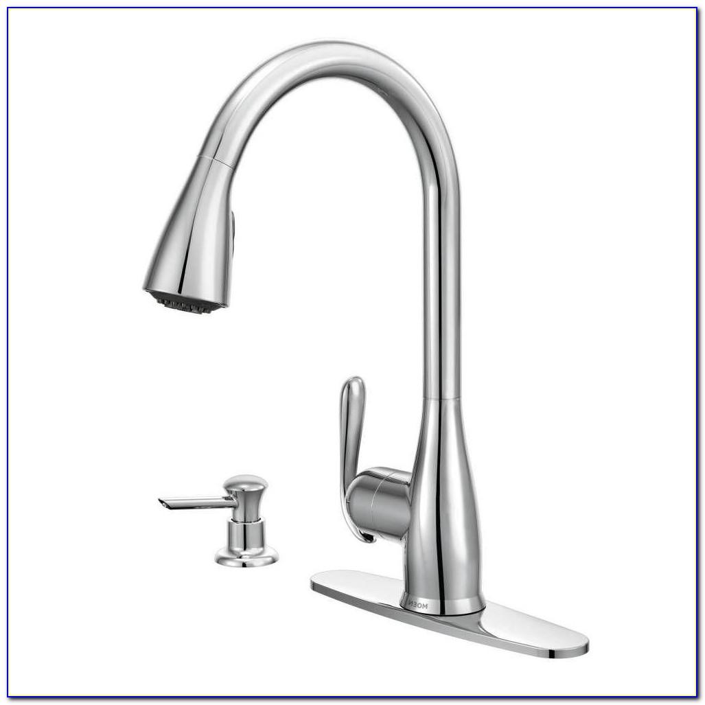 Moen Motionsense Kitchen Faucet Troubleshooting Faucet