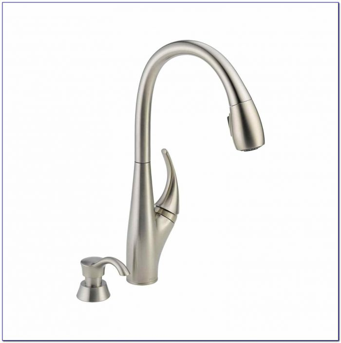 Moen Kitchen Faucet Leaking At Handle