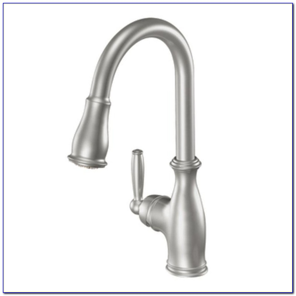 Moen Kitchen Sink Faucet Leaking