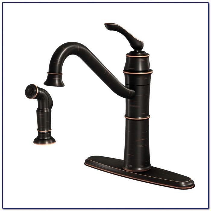 Moen Oil Rubbed Bronze Kitchen Faucets