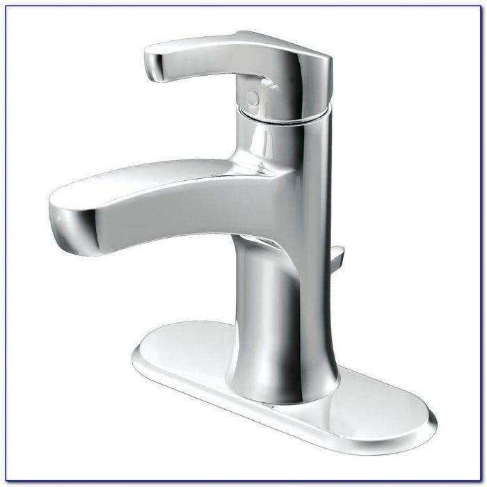 Moen One Handle Bathroom Faucet