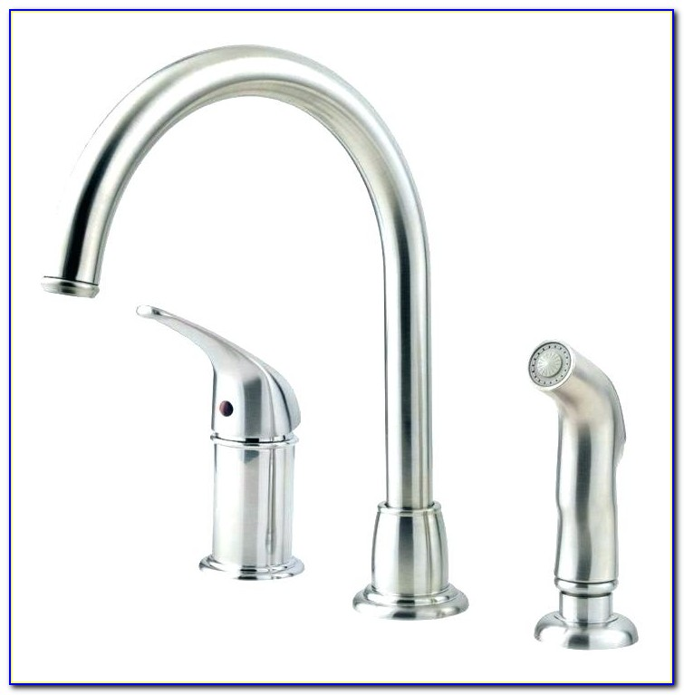 Moen One Touch Faucet Installation