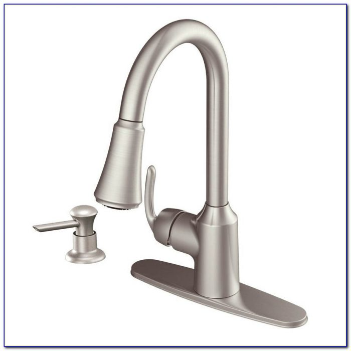 Moen Single Handle Kitchen Faucets