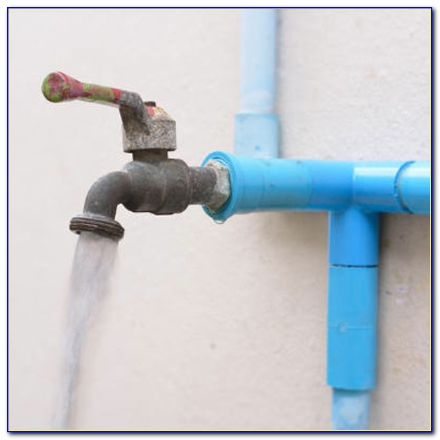 No Water From Freeze Proof Faucet