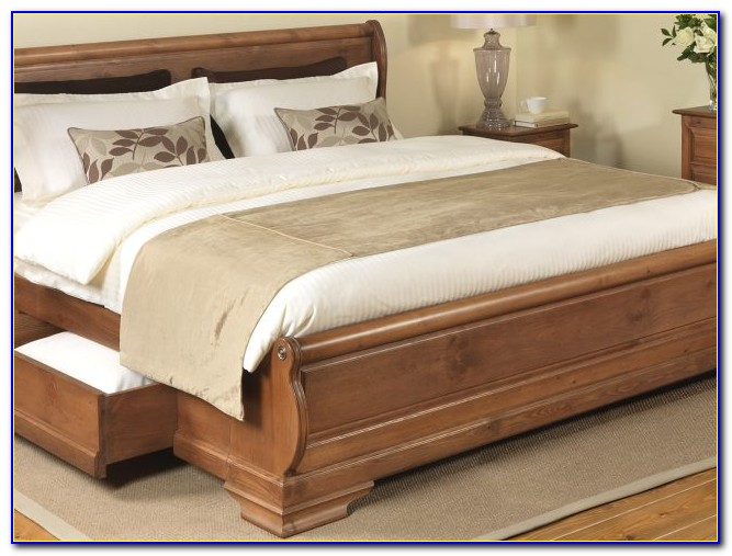 Oak King Size Headboards