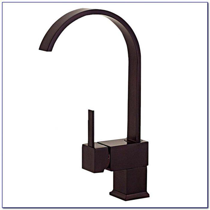 Oil Rubbed Bronze Bathroom Vessel Sink Faucet