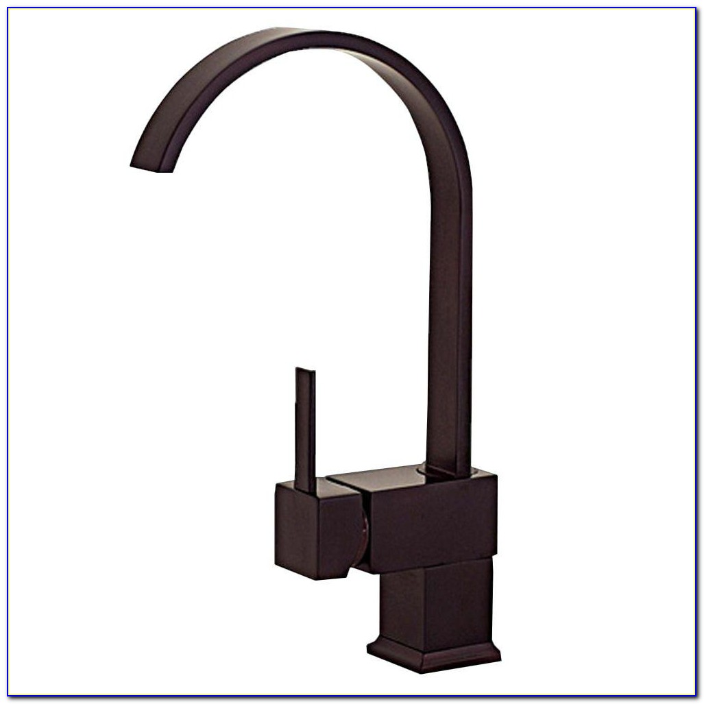 Oil Rubbed Bronze Bathroom Vessel Sink Faucet