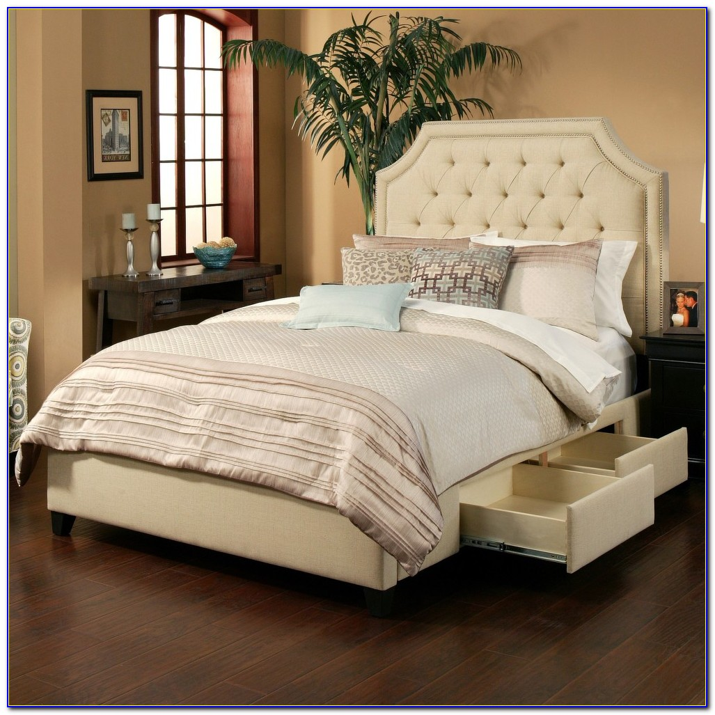 Padded King Size Bed Headboards