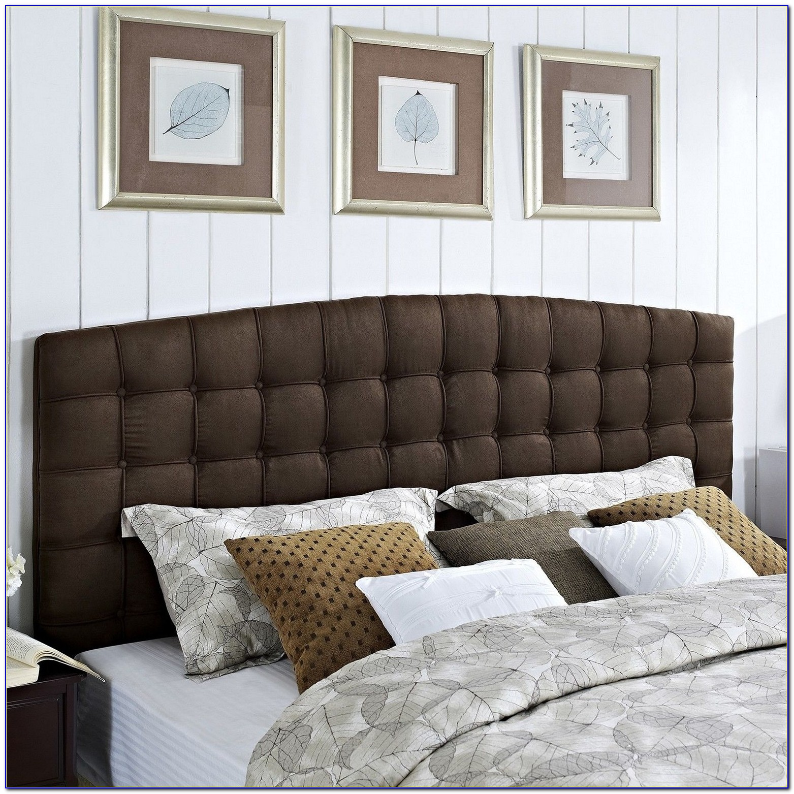 Padded King Size Headboards