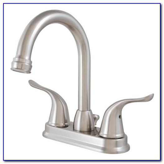 Pegasus 2 Handle Claw Foot Tub Diverter Faucet