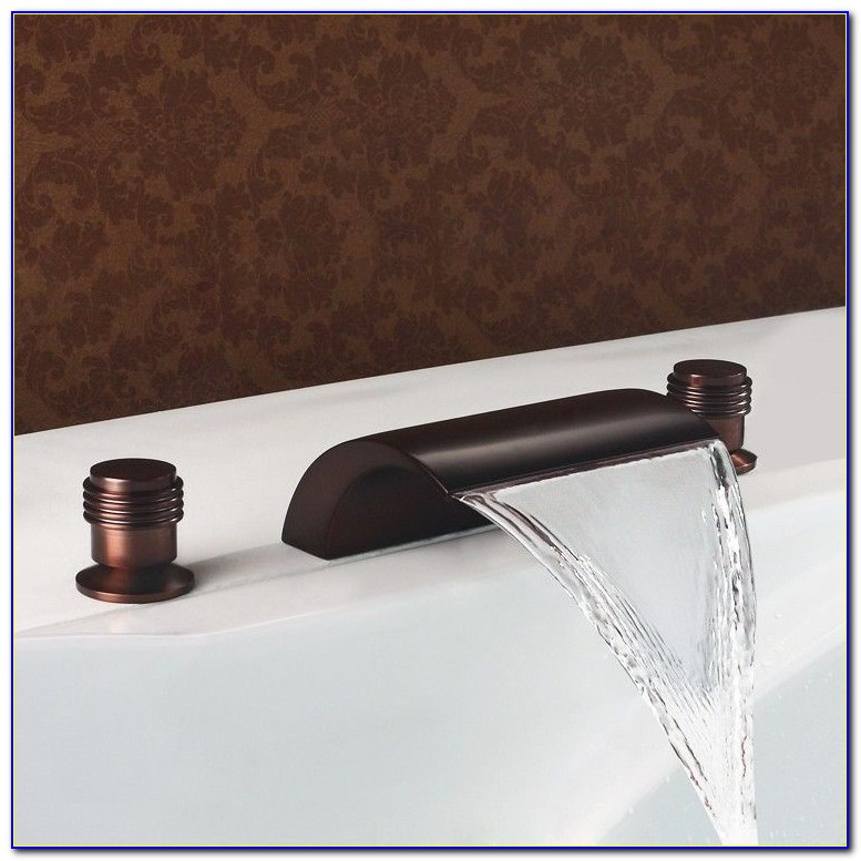 Pegasus Roman Tub Faucet Oil Rubbed Bronze