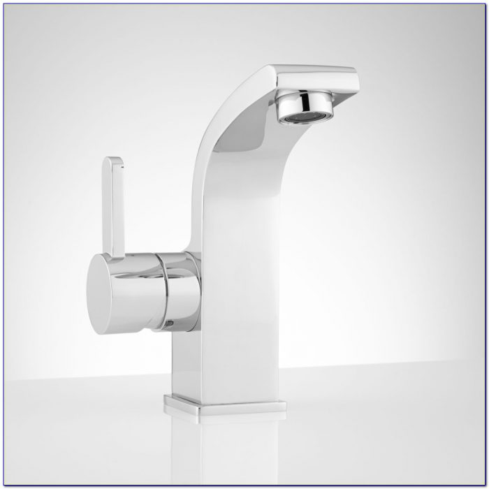 Pfister Single Hole Bathroom Sink Faucet