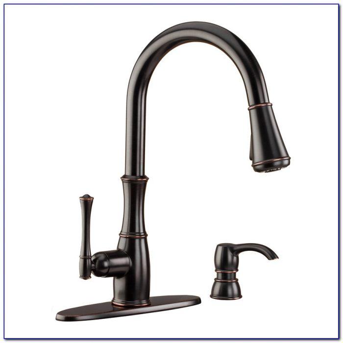 Pfister Tuscan Bronze Kitchen Faucet