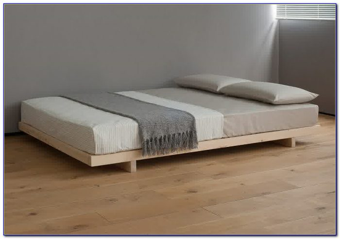 Platform Beds With Headboard