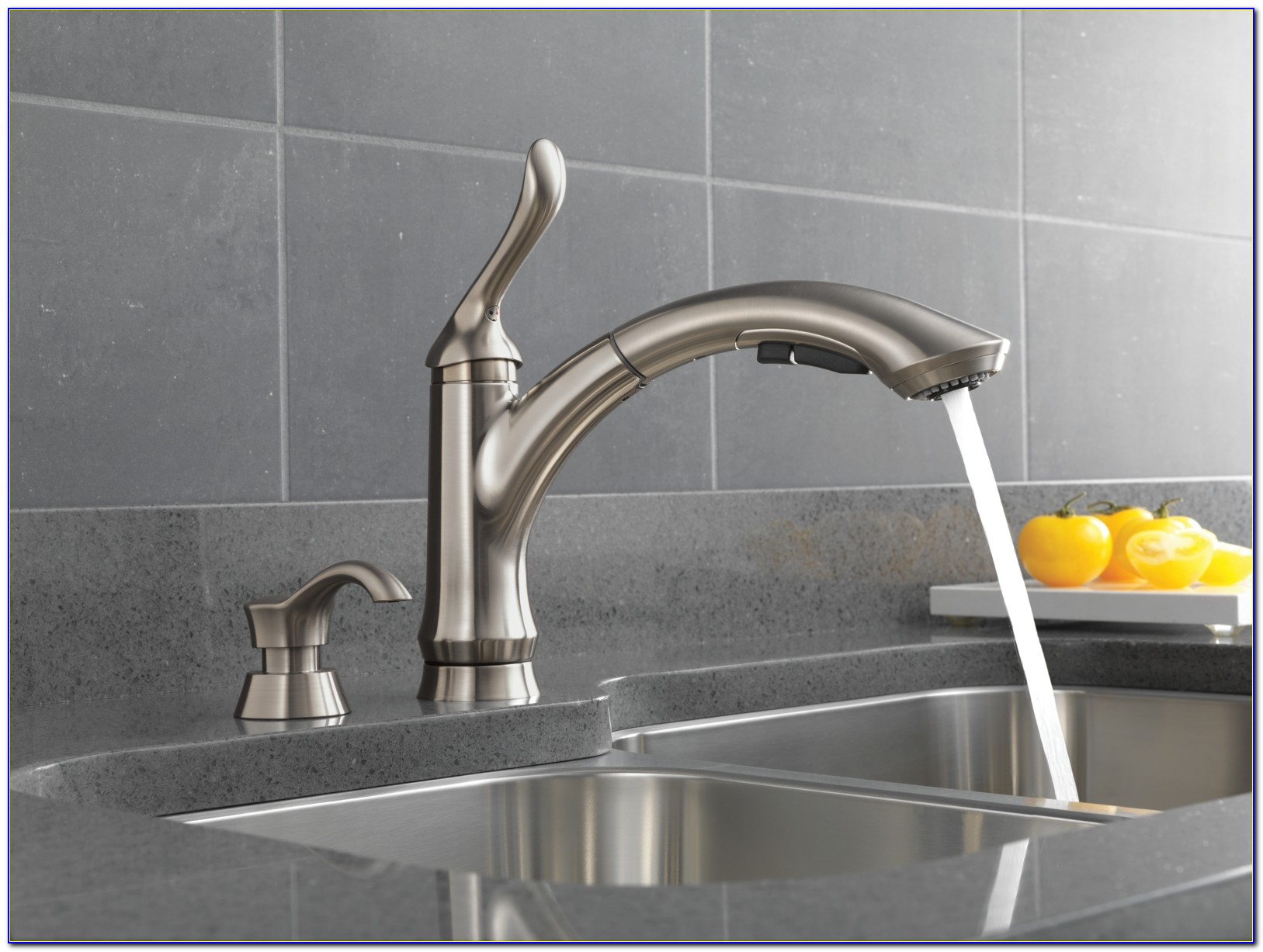 Delta Pull Out Laundry Faucet Delta Pull Out Laundry Faucet Linden Kitchen Collection 1600 X 1200